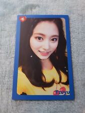 10)TWICE 5th Mini Album What Is Love? Tzuyu Type-2 PhotoCard Official K-POP