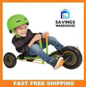 Huffy® Green Machine Mini Drift Trike Tricycle Ride On Steel Frame LIMITED STOCK