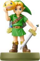AMIIBO LINK MAJORA'S MASK The Legend of Zelda Nintendo   IN HAND