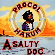 Procol HARUM-A Salty Dog 2 CD NUOVO