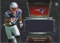 2013 Bowman Sterling Relics Football Card Pick