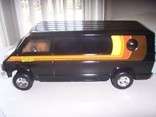 Dodge van original owner mint except for chrome  on front grill and rear bumper.