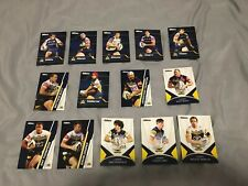 14 x NORTH QUEENSLAND COWBOYS AUSTRALIAN NRL RUGBY LEAGUE CARDS MIXED COLLECTION