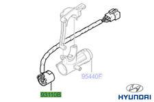 Genuine Hyundai Amica conmutador de encendido - 9311002000