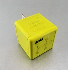 04-Rover MG & LDV Multi-Use Yellow Relay YWB10012 Tyco V23134-B52-X127 12V 4-Pin