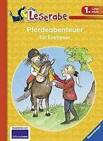 Leserabe - Sonderausgaben: Pferdeabenteuer für Erstleser... | Buch | Zustand gut