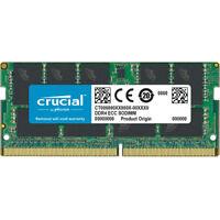 Crucial Technology CT16G4TFD8266 16gb Ddr4 2666mt/s Pc4-21300 Mem Cl19 Dr X8 Ecc