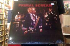Primal Scream s/t LP sealed vinyl RE reissue self-titled