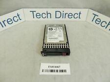 "HP 507129-003 300GB 10K RPM SAS 2.5"" 6Gbps HDD Hard Drive ZZ"