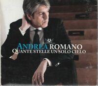 QUANTE STELLE UN SOLO CIELO di Andrea Romano CD Audio Musicale