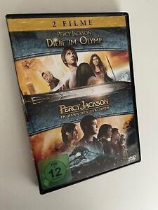 Percy Jackson 1 & 2 (2-DVDs) DVD r32