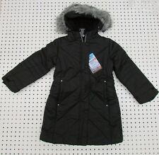 Girl's Medium 7/8 Stadium Winter Jacket / Coat R-way by Zeroexposur - Black