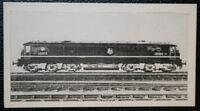 British Railways   Gas Turbine Locomotive    Photo Card