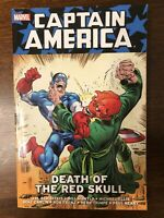 Captain America Death Of The Red Skull Marvel Comics TPB New Unread