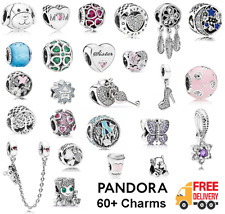Genuine Pandora Charm S925 Sterling Silver Free Gift Bag Free P&P Brand NEW