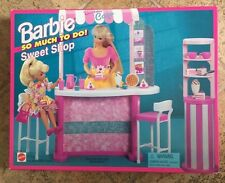 Barbie So Much To Do Sweet Shop