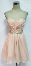 MASQUERADE Pink Dance Homecoming Party Dress 3 - $90 NWT