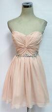 MASQUERADE Pink Dance Homecoming Party Dress 3 - $90 NWT