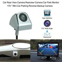 HD Car Rear View Camera Parking CMOS 170 Degree Reverse Backup waterproof O0R1