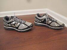 Used Worn Size 13 Nike Air Max 2012 Shoes Wolf Grey, Black, Silver, White