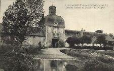 CPA  St-Laurent -de la Plaine (M.-et-L.) Dóme de Cháteau du Pineau   (171480)