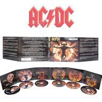 AC/DC - RADIO LUCIFER - 6x CD SET - THE LEGENDARY BROADCASTS 1981-1996 - ACDC