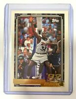 SHAQ 1992-93 Topps GOLD Shaquille O'Neal Rookie Card # 362 🔥🏀 INVEST PSA READY