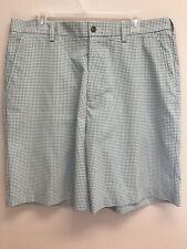 IZOD X-TremeFunction Men's Golf Shorts Size 36 NWOT White/Green/Black
