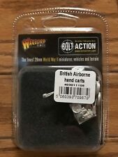 Bolt Action, 2nd Edition: British Airborne Hand Carts