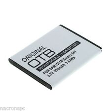 Battery Samsung Galaxy 551 GT-i5510 mini GT-S5570 Star GT-S5280 EB494353VUCSTD