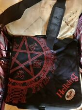 Hellsing Goth Myth Pentagram Bag