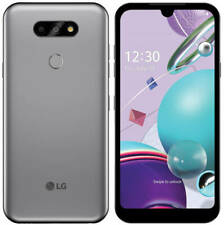 LG K31 - 32GB - Silver (Unlocked) LTE 4G Smartphone AT&T T-Mobile Cricket Metro