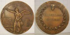 medaglione 50° anniv. vittoria 1° guerra mondiale 1918-68