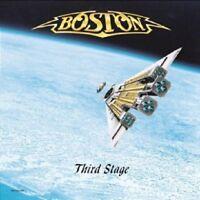 BOSTON - THIRD STAGE  CD  10 TRACKS MELODIC POWER ROCK  NEU