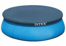 Intex 28023E 58920E 15-feet Easy Set Debris Vinyl Cover Tarp Swimming Pool