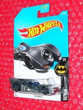 2017 Hot Wheels Batman  Batmobile  #134  FCC14-D9B3G  G case     upc label