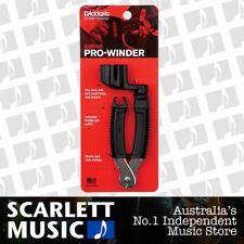 Planet Waves DP0002 Pro Winder Guitar String / Peg Winder Tool - D'addario *NEW*