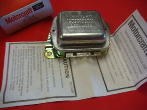 NOS VOLTAGE REGULATOR 1975-1996 FORD MUSTANG, LTD TRUCK ECONOLINE GR-540-B