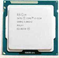 PROCESSEUR INTEL i5-3330 3 GHZ SOCKET 1155 avec pâte thermique.