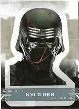 Star Wars The Rise Of Skywalker Character Die Cut Sticker Card CS_2 KYLO REN