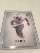 2012 Upper Deck SP Authentic Football Laron Byrd Arizona Cardinals base card #67