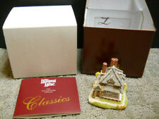 Lilliput Lane Diamond Cottage 1993 Blaise Hamlet Classics Nib #114