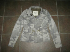 Abercrombie & Fitch Women's Camo Camouflage Jacket Size XS Excellent Condition!!