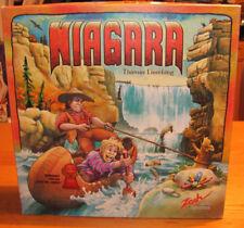 Niagara tolles Spiel, Toppzustand Anleitung Englisch Deutsch Zoch