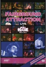 Fairground Attraction: Full House DVD (2010) Fairground Attraction cert E