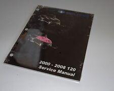 POLARIS NOS SNOWMOBILE SERVICE MANUAL 00-08 120 W/CD9921077