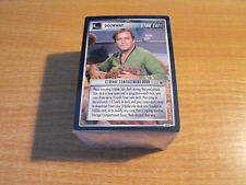 Star Trek Ccg Trouble With Tribbles Komplettes Master Set (Kein Ur )