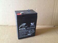 6V4.5ah, 9F4Y, CEL, CML75L2, CSU06 battery replacement Ritar