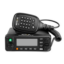 Retevis RT90 DMR Color LCD Display CTCSS/DCS 3000 Channel TDMA Mobile Ham Radio