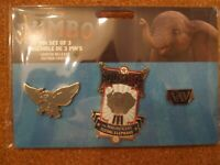 DUMBO Set of 3 Pins from Disney Live Action Movie 2019  NEW